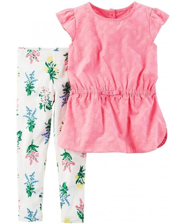 Carters Girls Playwear Sets 259g335