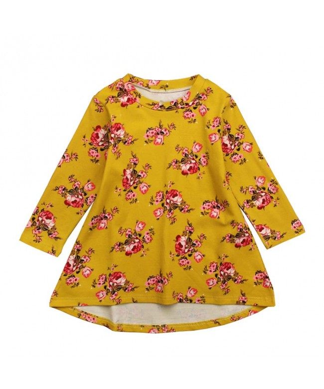 Sharequeen Little Floral Sleeves Casual