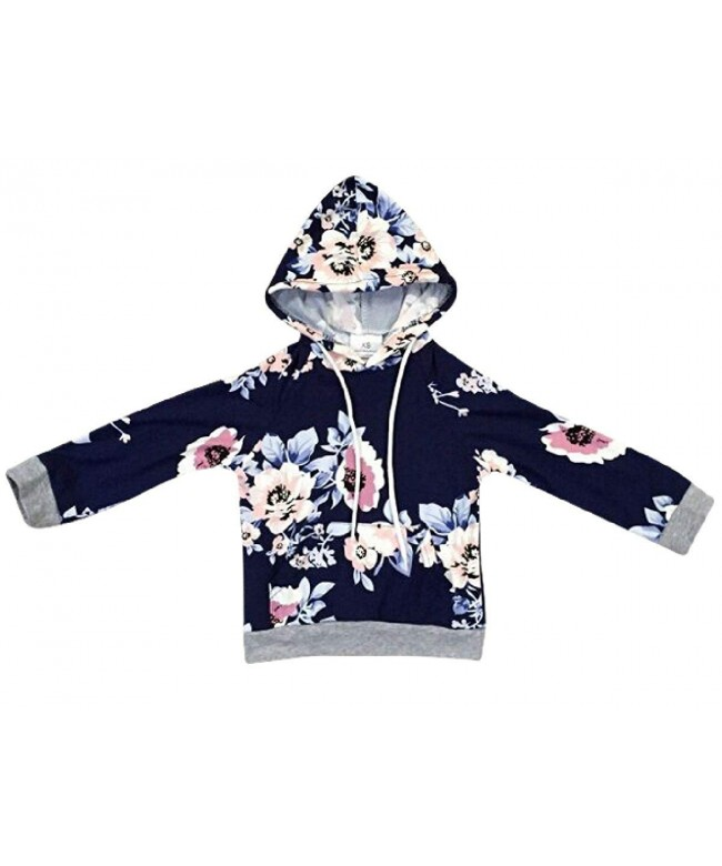 Little Sleeve Floral Cotton Sweater