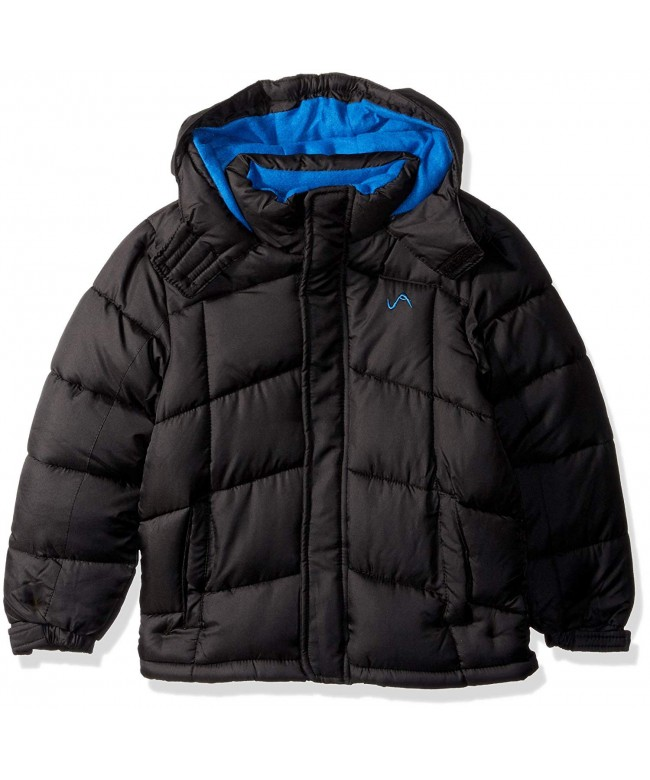 Vertical Boys Colors Bubble Jacket