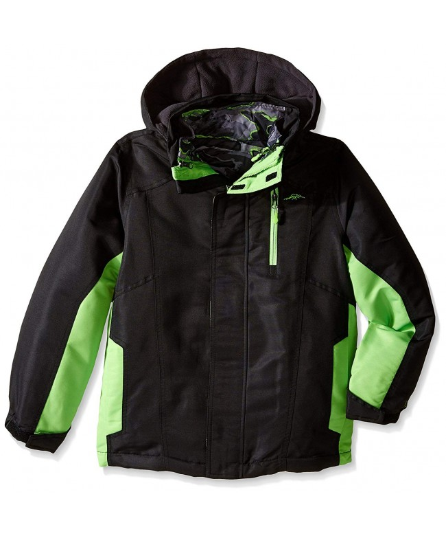 Pacific Trail Systems Heavyweight Puffer