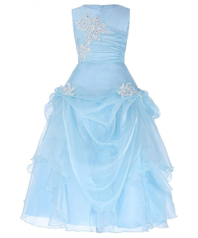 GRACE KARIN Sleeveless Princess Bridesmaid