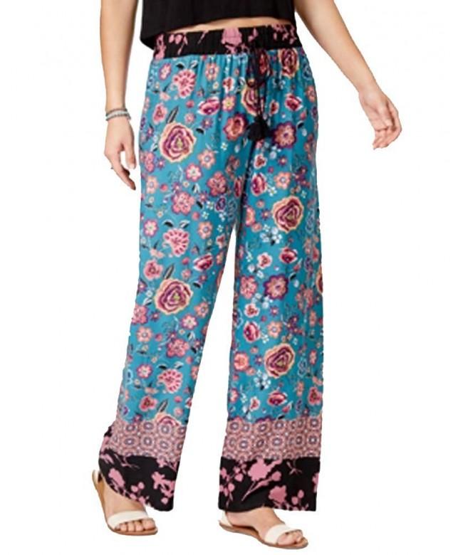 Be Bop Juniors Printed Pants