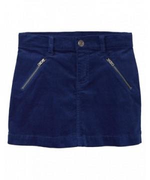 Crazy Girls Little Velveteen Skirt
