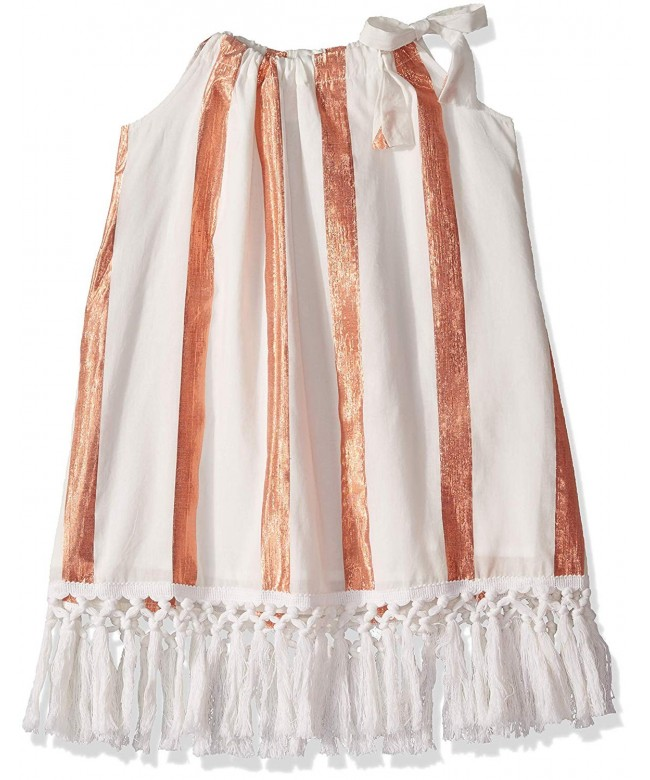 Masala Kids Little Girls Copper