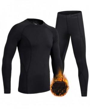 LNJLVI Girls Thermal Underwear Sleeve