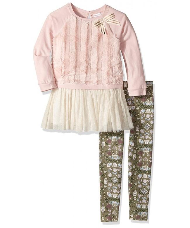 Youngland Little Sweatshirt Legging 3 Piece