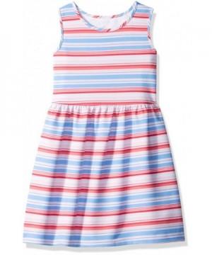Marmellata Girls Printed Flare Dress