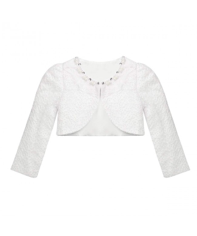 ACSUSS Toddler Sleeves Wedding Cardigan