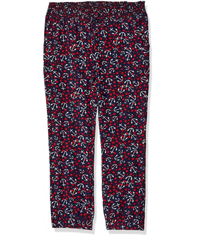 French Toast Girls Woven Jogger