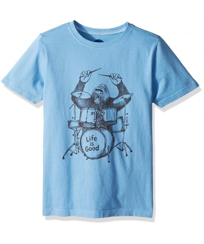 Life Good Gorilla Drumming Crusher