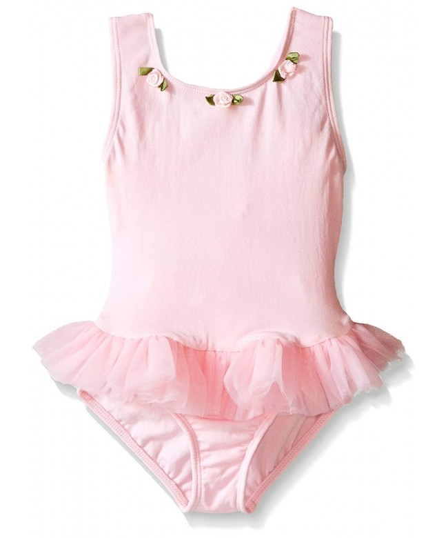 Jacques Moret Girls Leotard Skirtall