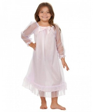Laura Dare Little Frilly Nightgown