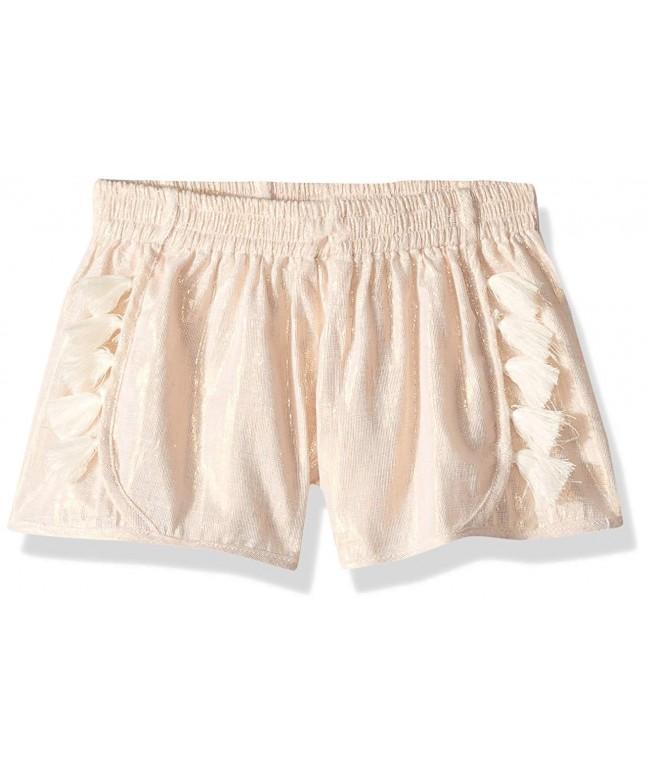 Masala Kids Little Shorts Metallic