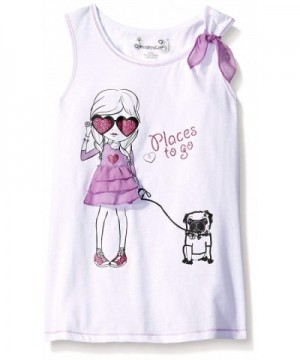 Dream Star Girls Chiffon Shoulder
