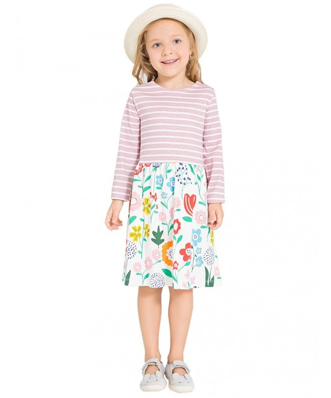 Meeyou Little Sleeve Dresses Cotton