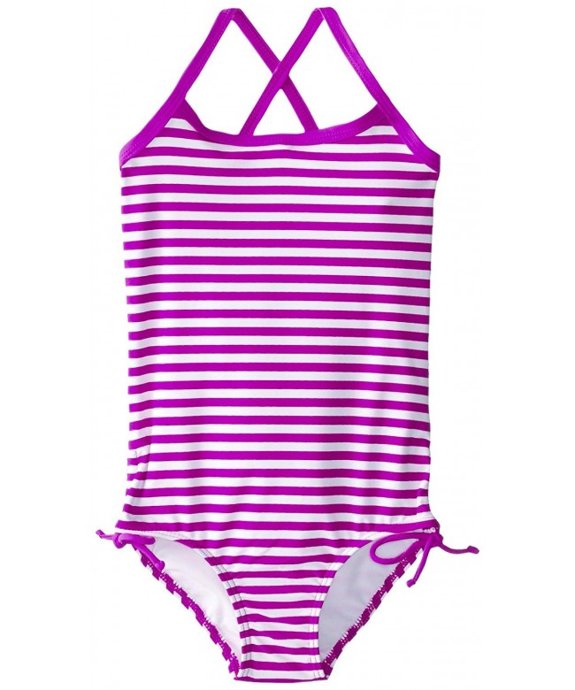 Kanu Surf Girls Swimsuit Purple