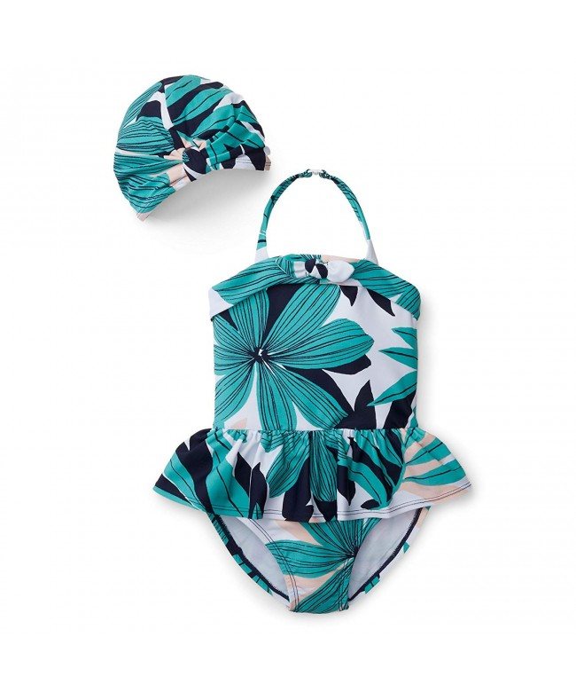 Hope Henry Girls Onepiece Swimsuit