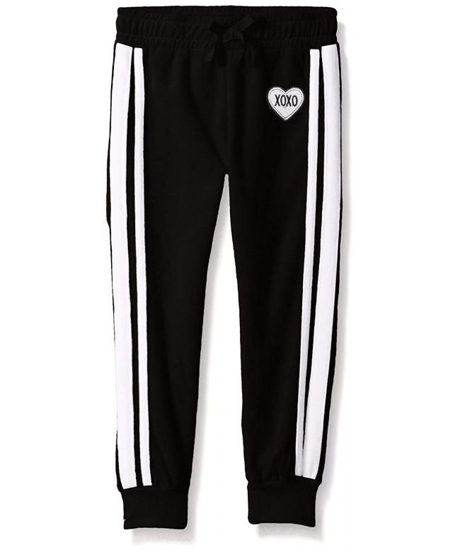 XOXO Girls Little Velour Pant