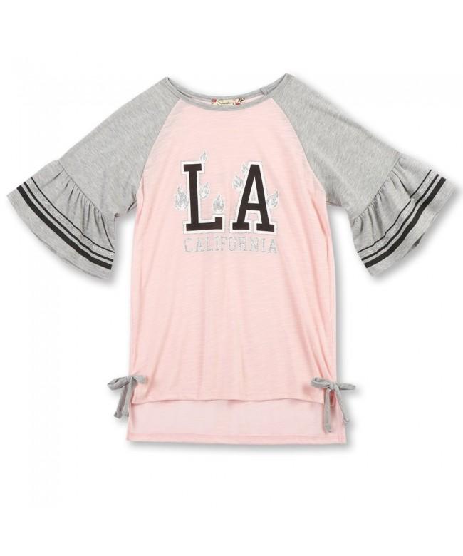 Speechless Girls Sporty Chic T Shirt