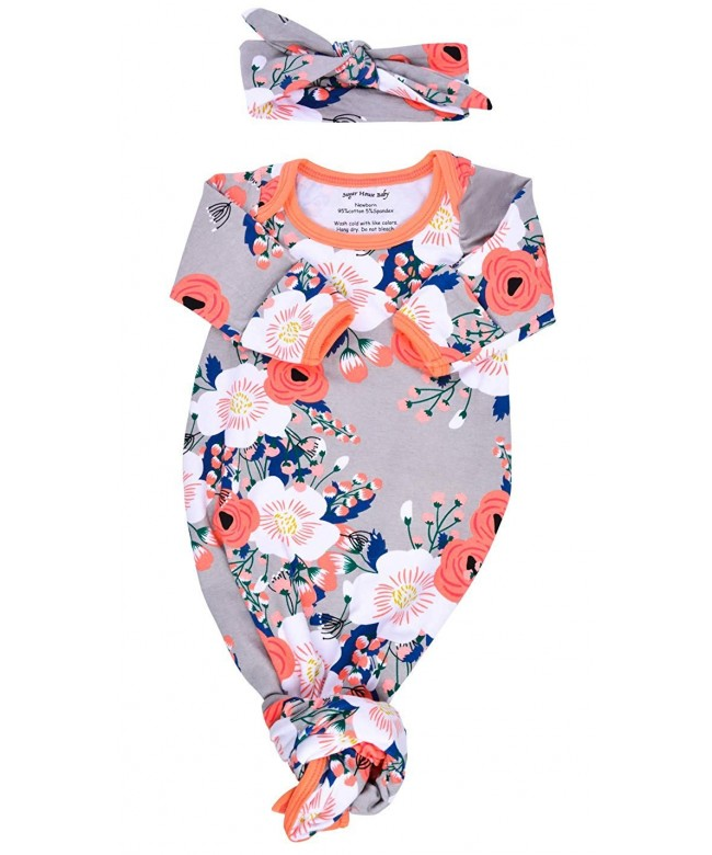 Baby Nightgown Matching Sleep Gown