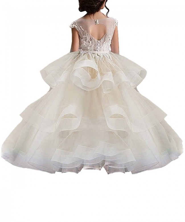 WDE Pageant Dresses Wedding Communion