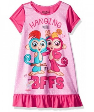 Fingerlings 21QB006GDSZA P6 Girls Nightgown