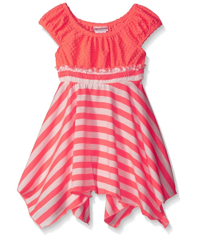Youngland Little Crochet Jersey Striped