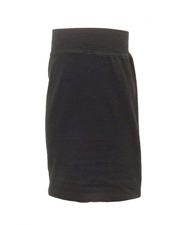 Hard Tail Cotton Pencil Skirt