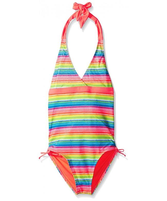 Angel Beach Sunrise Dusted Swimsuit