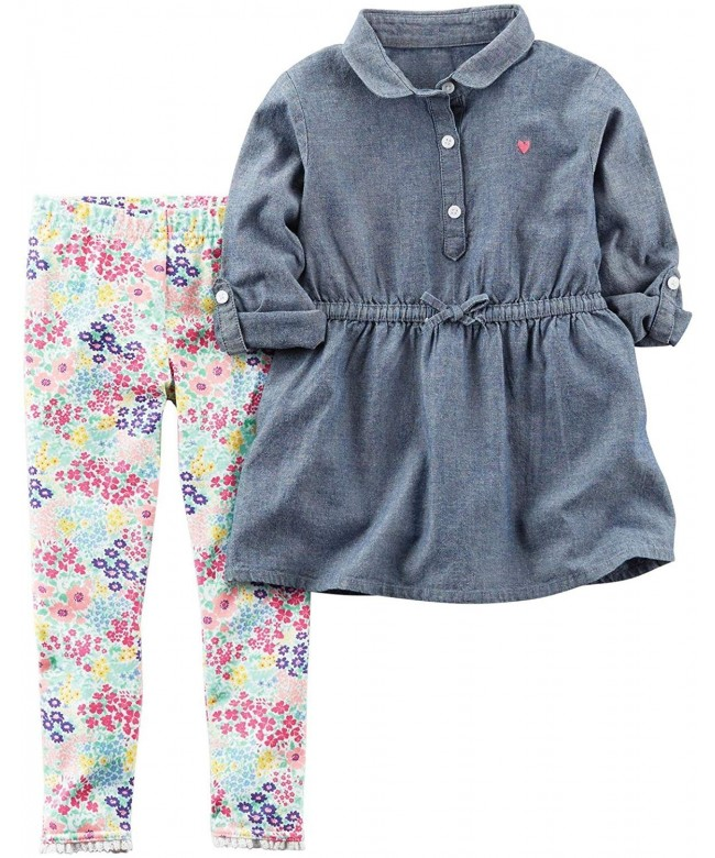 Carters Girls Playwear Sets 259g328