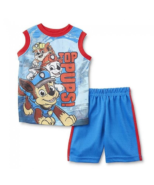 Nickelodeon Patrol Toddler Muscle T Shirt