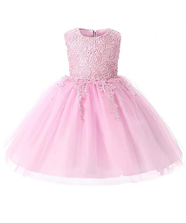 Kamo Embroidered Sleeveless Princess Dress