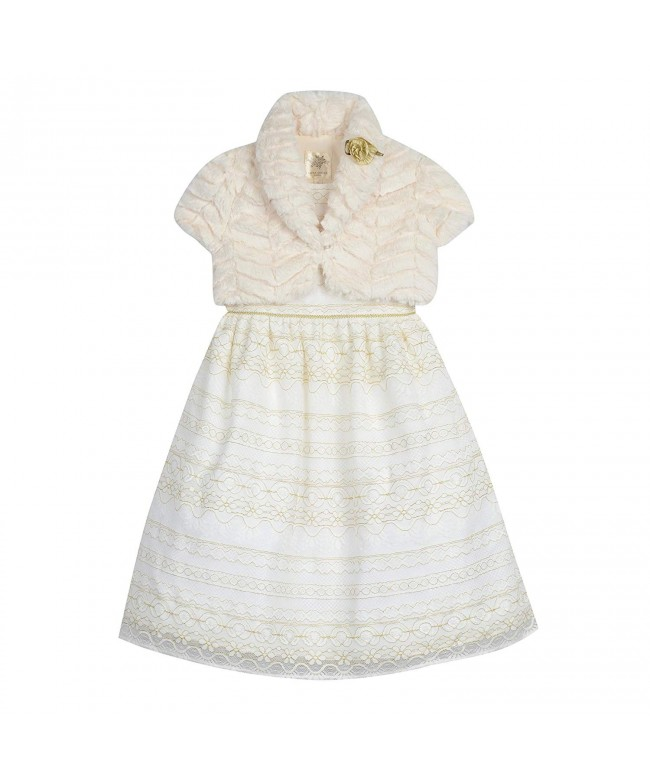 Laura Ashley Girls Party Dress