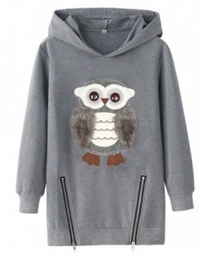 AuroraBaby Hoodies Adorable Pullover Clothes
