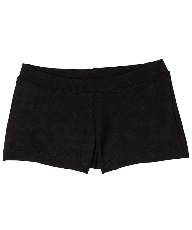 Capezio Girls Boy Rise Short