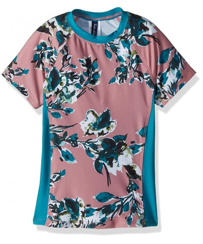 Splendid Girls Blues Surf Shirt