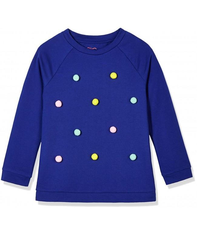 Awesome Girls French Raglan Sweatshirt