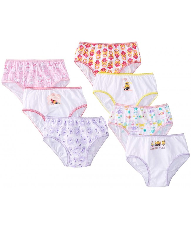 Handcraft Little Girls Despicable Panty