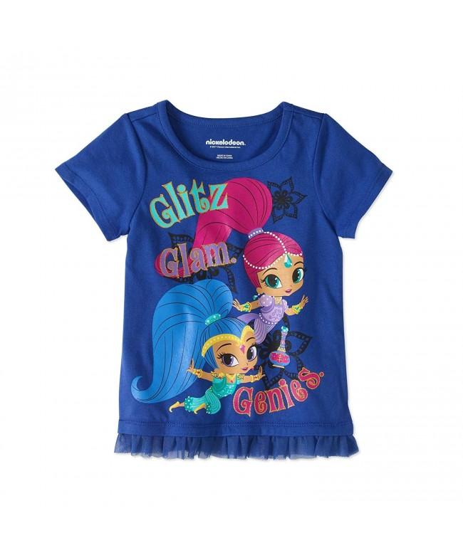 Nickelodeon Shimmer Genies Toddler Little