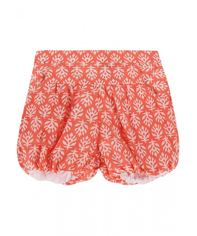Cotton Lala Shorts Fleurs Print