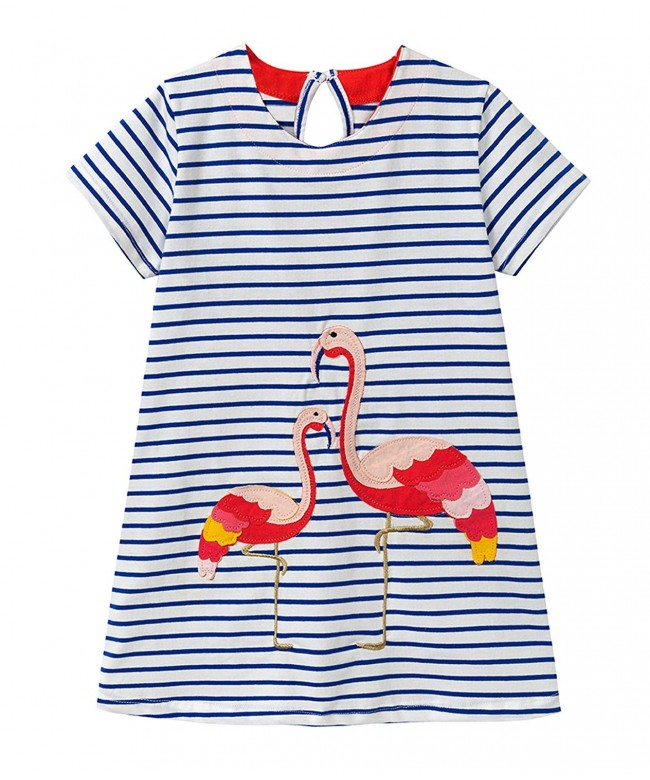 Eocom Little Dresses T Shirt Cartoon