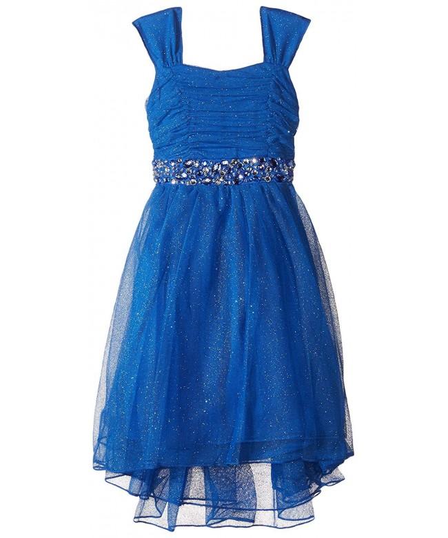 Speechless Little Girls Glitter Dress