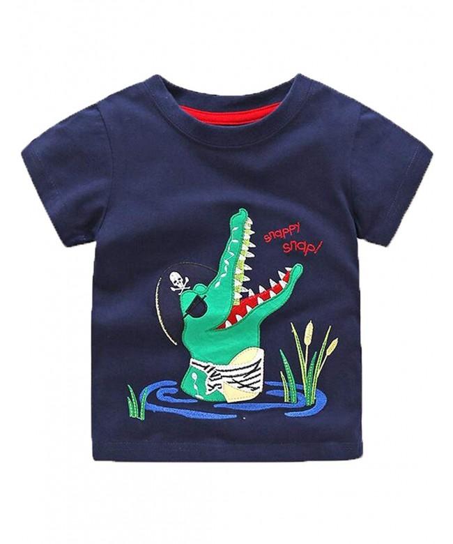 Cartoon Little Clothes Pajamas Toddler