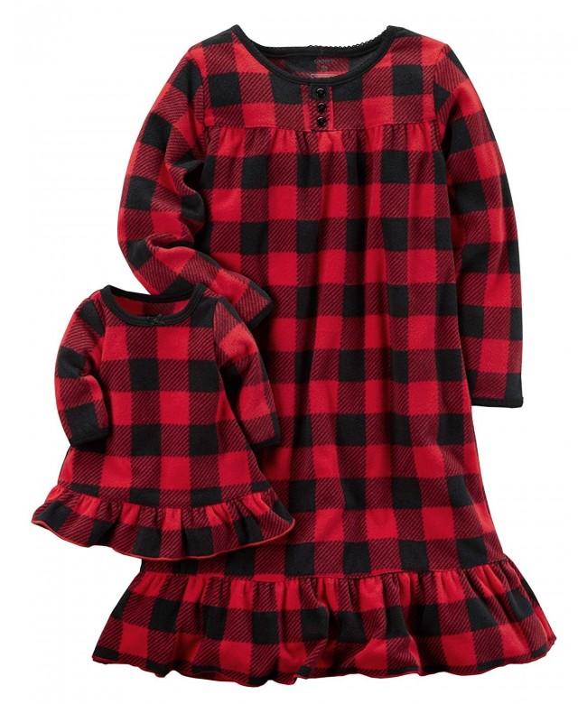 Carters Girls 4 14 Fleece Doll