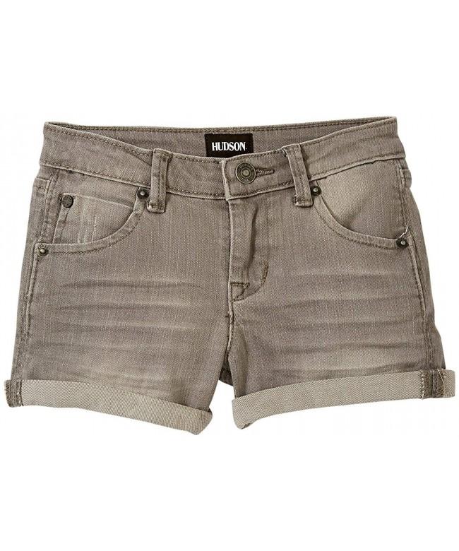 Hudson Jeans Girls Denim Short