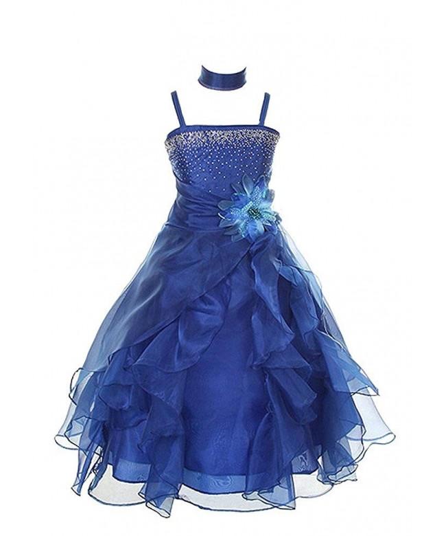 Cinderella Couture Cascading Crystal Rhinestone