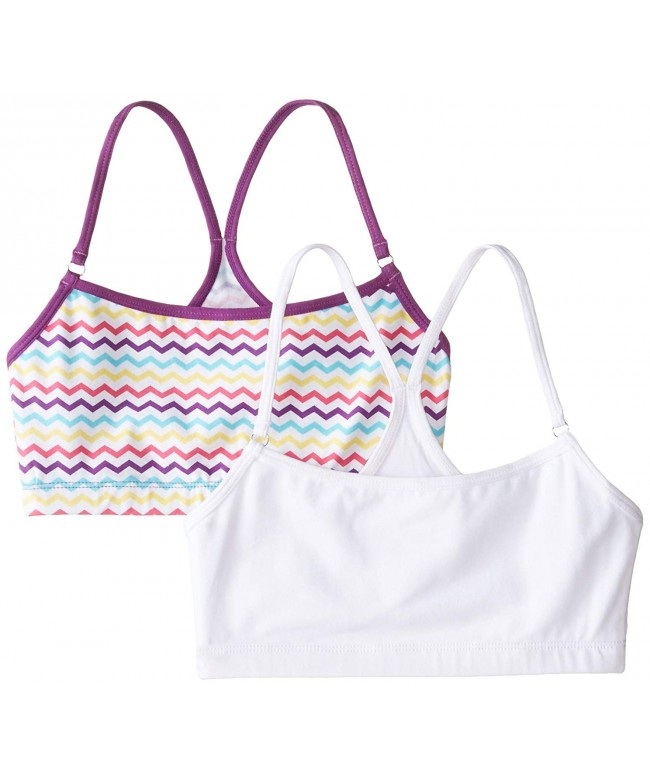 Trimfit Girls Racerback Crop Pack