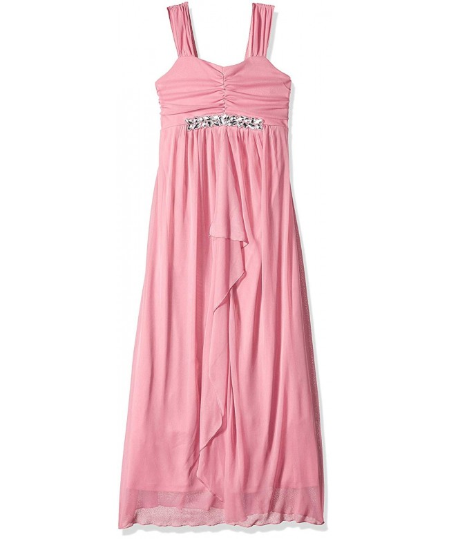 Amy Byer Girls Sleeveless Dress