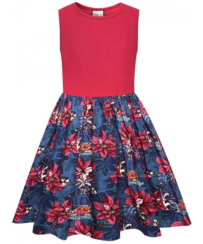 Bonny Billy Girls Cacual Dresses